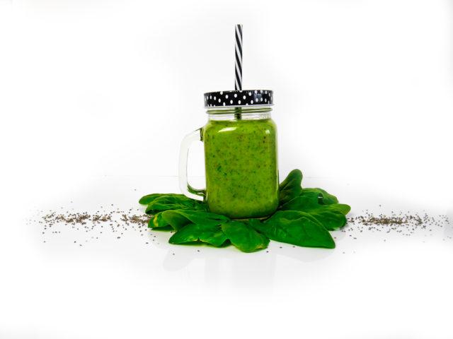 gesunder grüner Shale