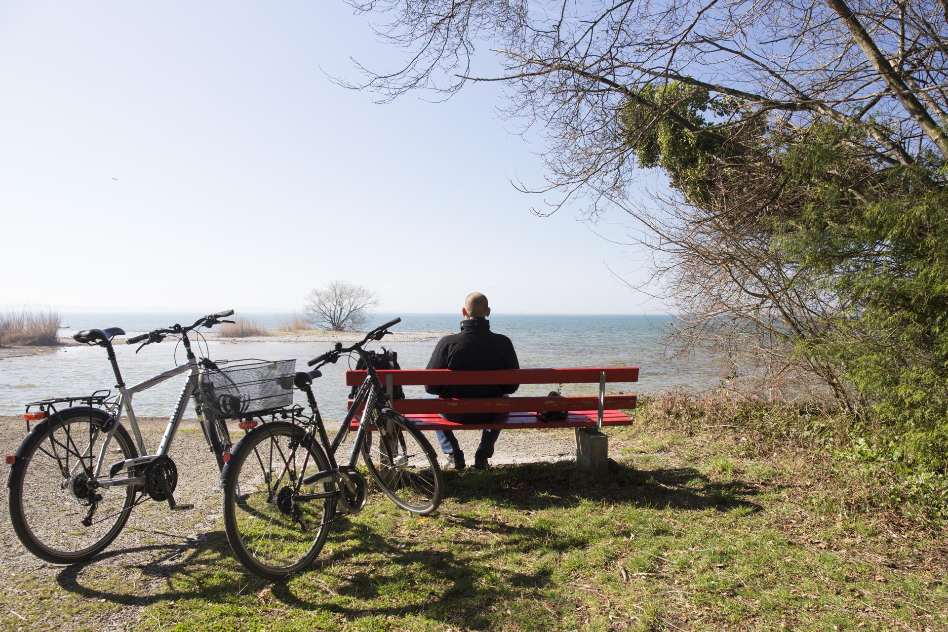 fahrradtour am bodensee