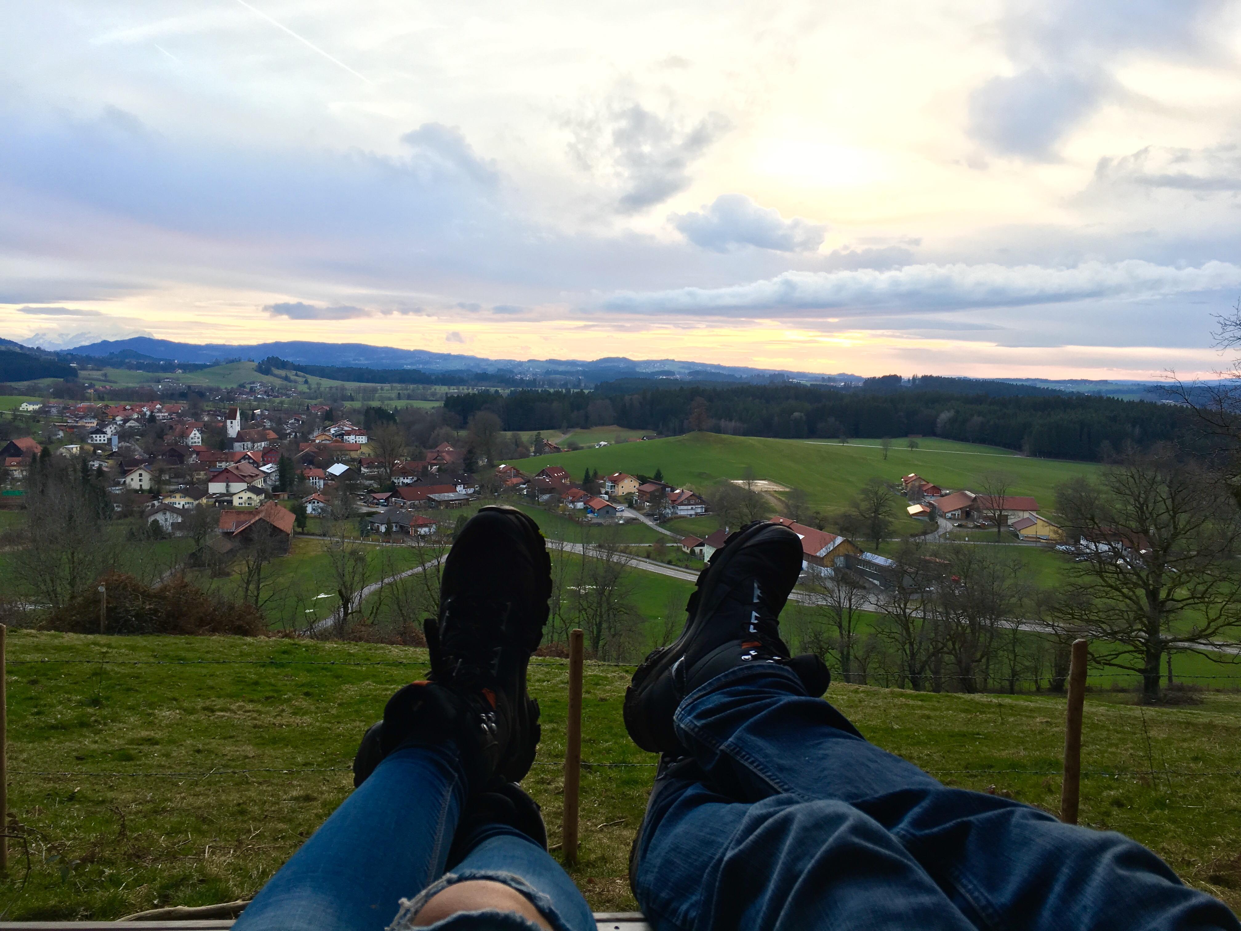 urlaub in grünenbach