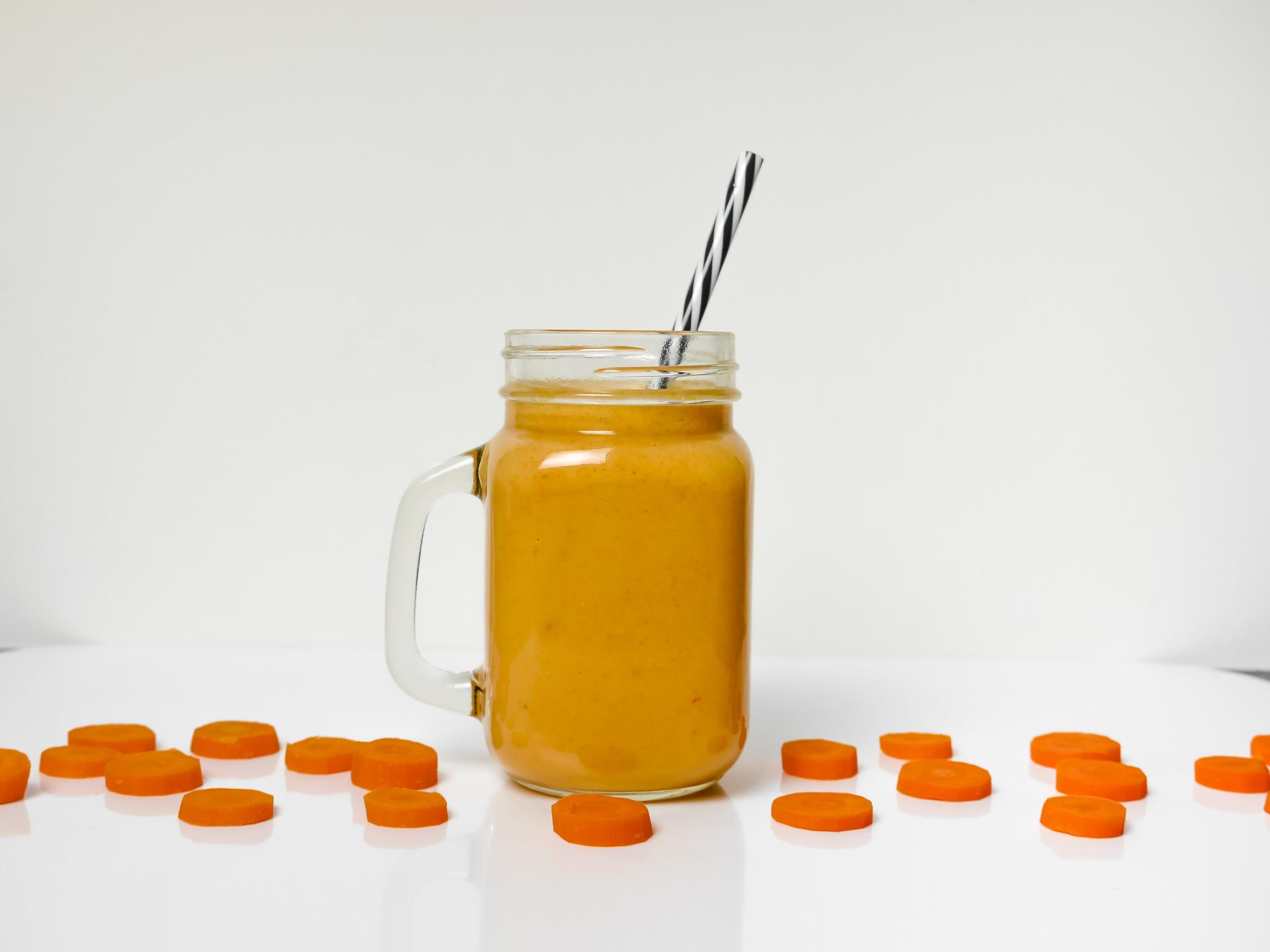 gesunder protein Smoothie