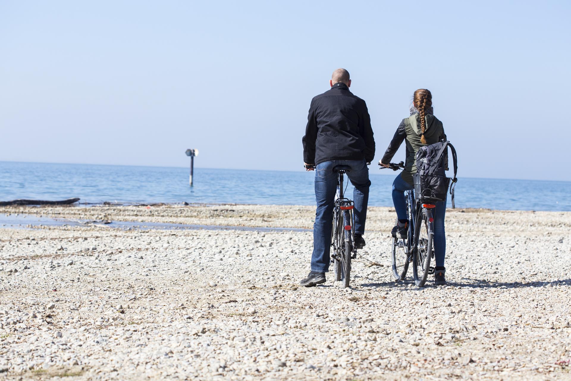 fahrradfahren am bodensee