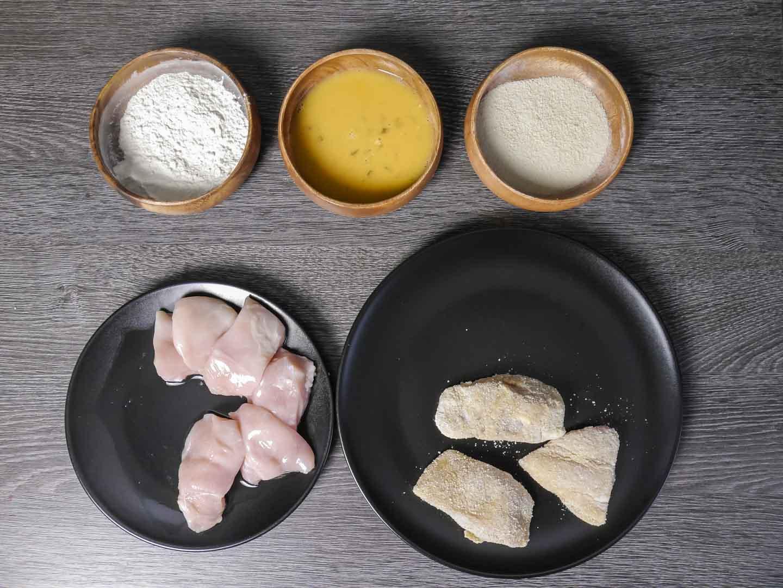 hähnchen schnitzel zubereiten