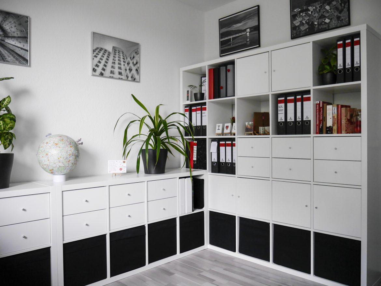Büro einrichten- kreative Ideen zum nachmachen - idatschka.de