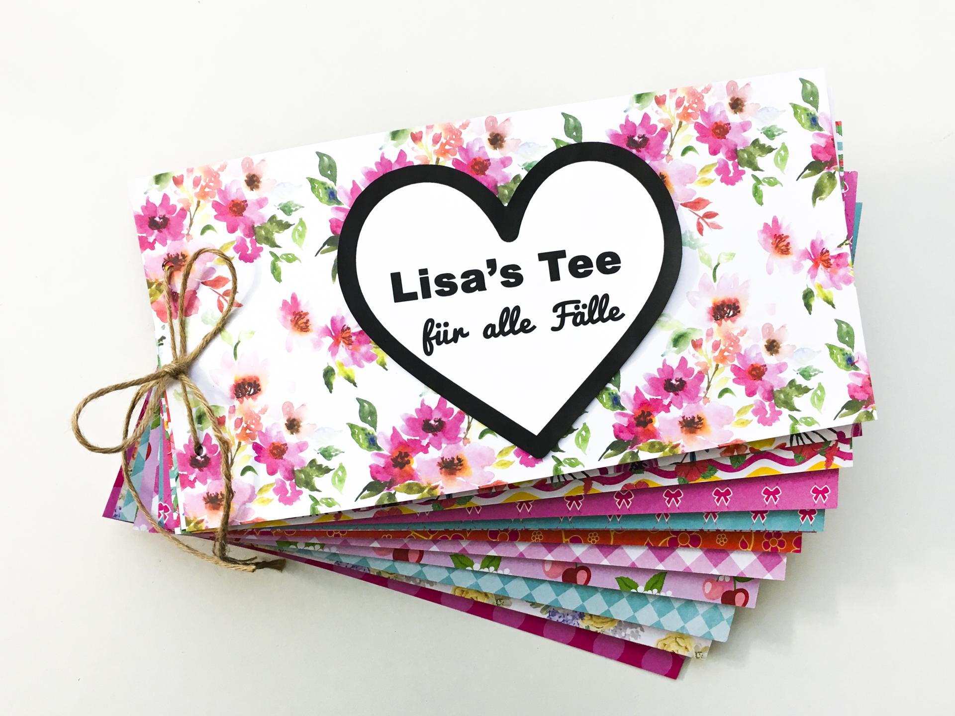 das perfekte geschenk für Teeliebhaber