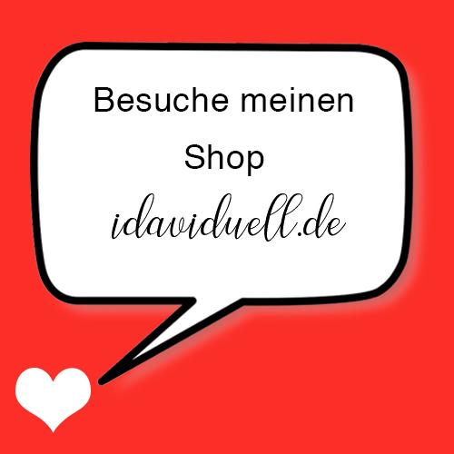idaviduell shop geschenke wenn buch bücher kaufen basteln ideen webshop kreativ